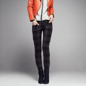 Paige plaid pants